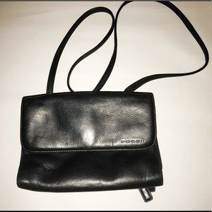 Vintage Fossil crossbody purse